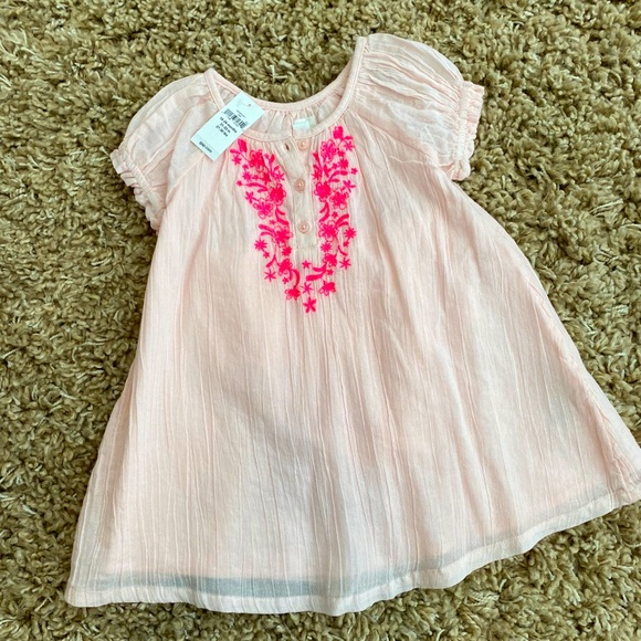 Baby Gap Pink Dress *NWT* 18-24 M
